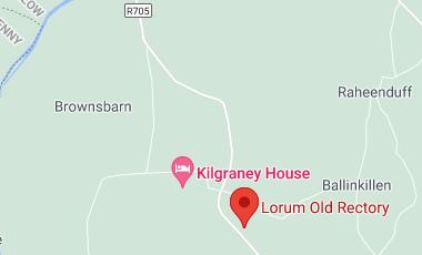 Lorum Old Rectory  Bagenalstown, Co. Carlow