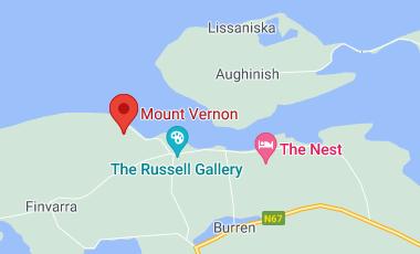 Mount Vernon  The Burren, Co. Clare