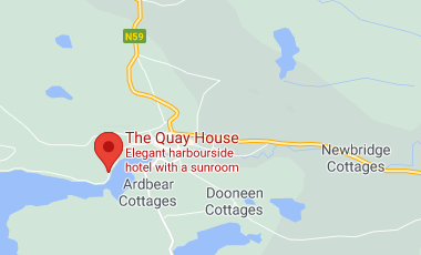 The Quay House Clifden, Co Galway