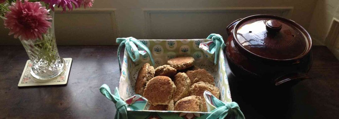 Griddle Scones Roundwood House